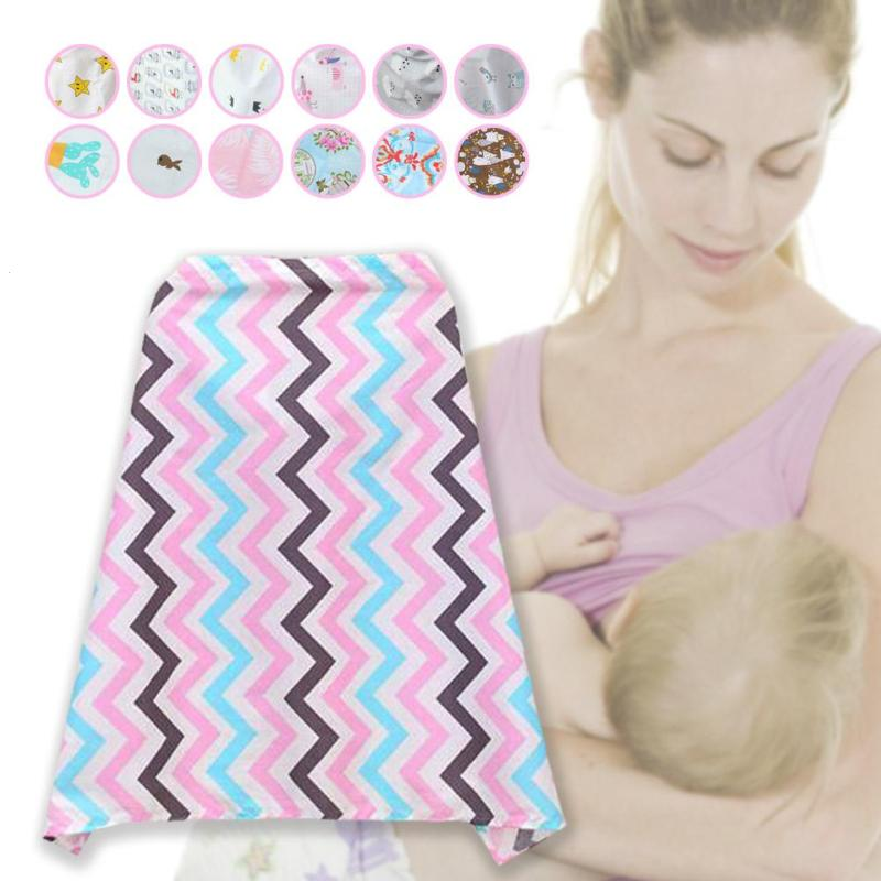 Baby Infant Nursing Cover Breast Feeding cotton towel Cover Multifunctional Nursing Scarf Cover Breastfeeding Apron dustcoat A4
