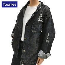 Jeans Jackets Women Coat 2017 Spring Autumn Long Sleeve Black Single Breasted Fashion Causal Denim Jacket for Women Basic Coats