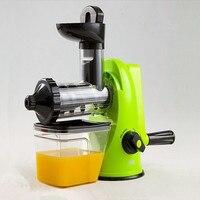 Food juicer extractor fruit vegetable wheatgrass juice machine