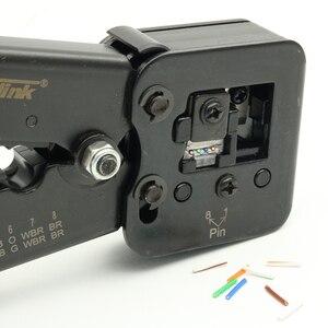 Image 5 - Xintylink EZ conector rj45, cable ethernet cat6, rg45, enchufe rg, rj 45, cat5, cat5e, red stp, lan blindado, 8p8c, 20/50/100 Uds.