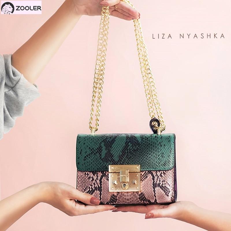 ZOOLER genuine leather bags for women 2019 luxury brand handbags women bags designer shoulder bags CLASSIC