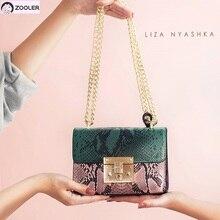 ZOOLER genuine leather bags for women 2019 luxury brand handbags women bags designer shoulder bags CLASSIC quality purses#1911