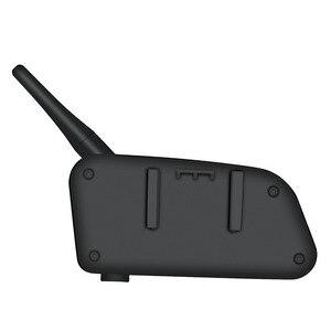 Image 3 - EJEAS V6 PRO Bluetooth אופנוע BT Communicator קסדת אינטרקום אוזניות עם 1200m האינטרפון 6 רוכבים