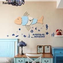 2017 diy living room new wood quartz watch wall clock clocks reloj de pared home decoration hot Metal Sticker decorated clock