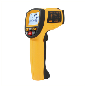 Image 4 - BENETECH Thermometer Infrared Thermometer Digital Electronic Handheld Laser Industrial Temperature Hygrometer IR Thermometer