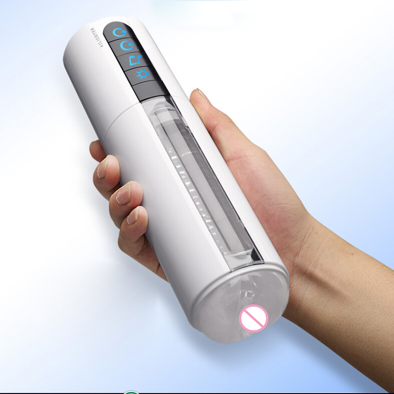 New Male Handsfree Auto Suck Smart Heating Masturbating Cup Induced Vibration Masturbator artificial vagina Sex Toys  For Man doxorubicin induced cardiotoxicity the spice retreat