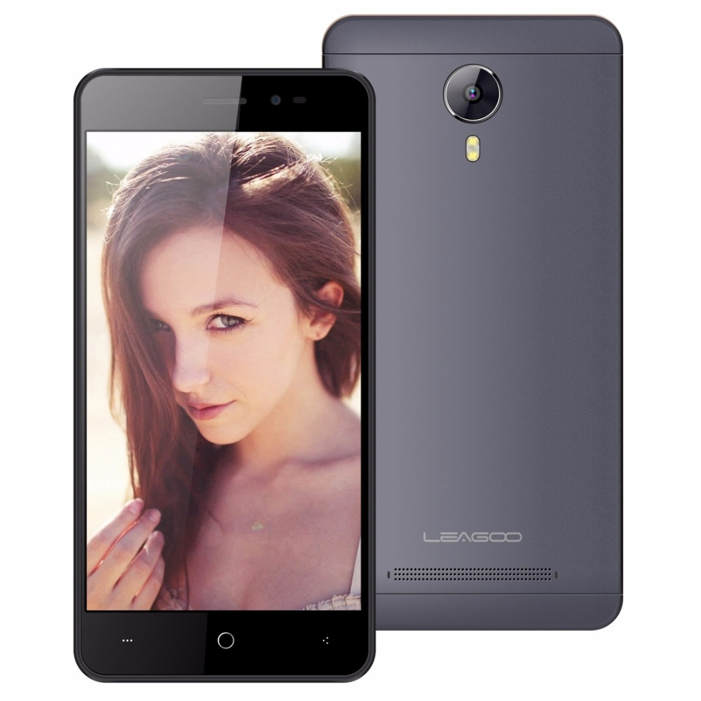 Original leagoo z5c 3g 5.0 pulgadas teléfonos móviles android 6.0 1 gb RAM 8 GB
