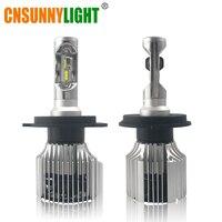 CNSUNNYLIGHT Car LED Headlight Bulbs All In One H7 H11 H1 880 H3 9005 9006 9012