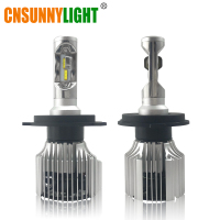 CNSUNNYLIGHT Car LED Headlight Bulbs All In One H7 H11 H1 880 H3 9005 9006 9012