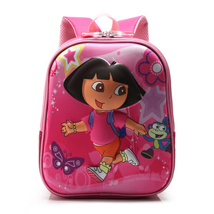 efec31a247b9 12inch Cute Cartoon School Bag 3d Mochila Infantil Kids Hello Kitty  Backpack Female Girls Mochilas Infantis Shoulder Bags-in School Bags from  Luggage   Bags ...