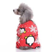 Hellomoon Pet Puppy Dog Clothes Penguins Costume Outwear Coat