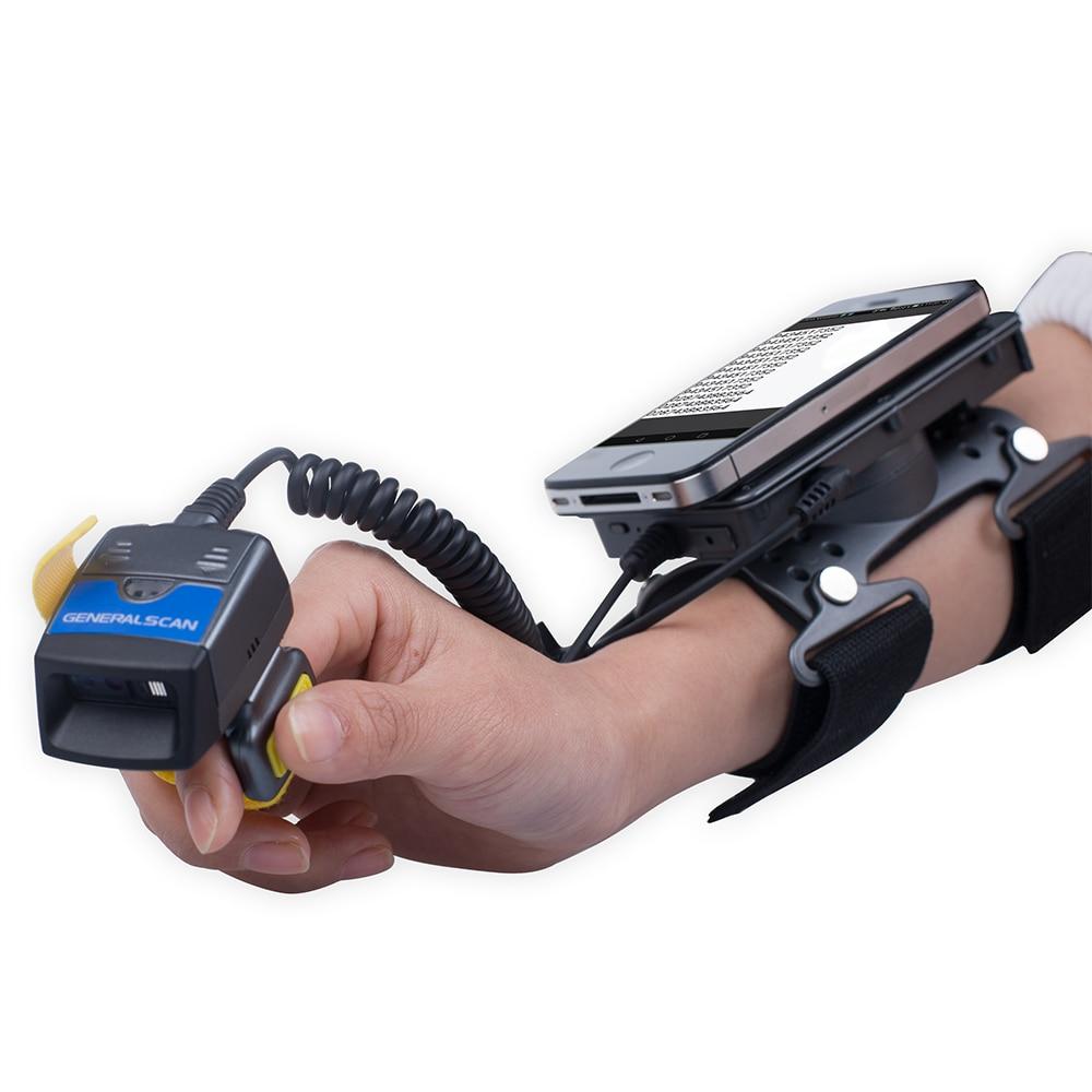 Generalscan 2d Bluetooth Barcode Scanner Gs Wt5000 Se4710