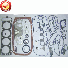 22R 22RE 22REC Двигателя Полная прокладка комплект для Toyota Land cruiser/4 runner/Celica/Hilux VW таро 2.4L 84-05 50099300 04111-35070
