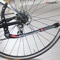 Easydo Legierung Fahrrad Ständer MTB Rennrad Parkplatz Rack Mountainbike Ständer Seite Stehen Unterstützung Bein Verstellbare Kick Radfahren-in Seitenständer aus Sport und Unterhaltung bei