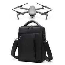 DJI MAVIC 2 PRO Drone Bag Single-Shoulder Backpack Waterproof Storage Bag Suitcase for MAVIC 2 ZOOM Battery Remote Controller maison fabre drones bag for dji spark waterproof shoulder backpack bag for dji mavic pro rc drone dji vr goggles