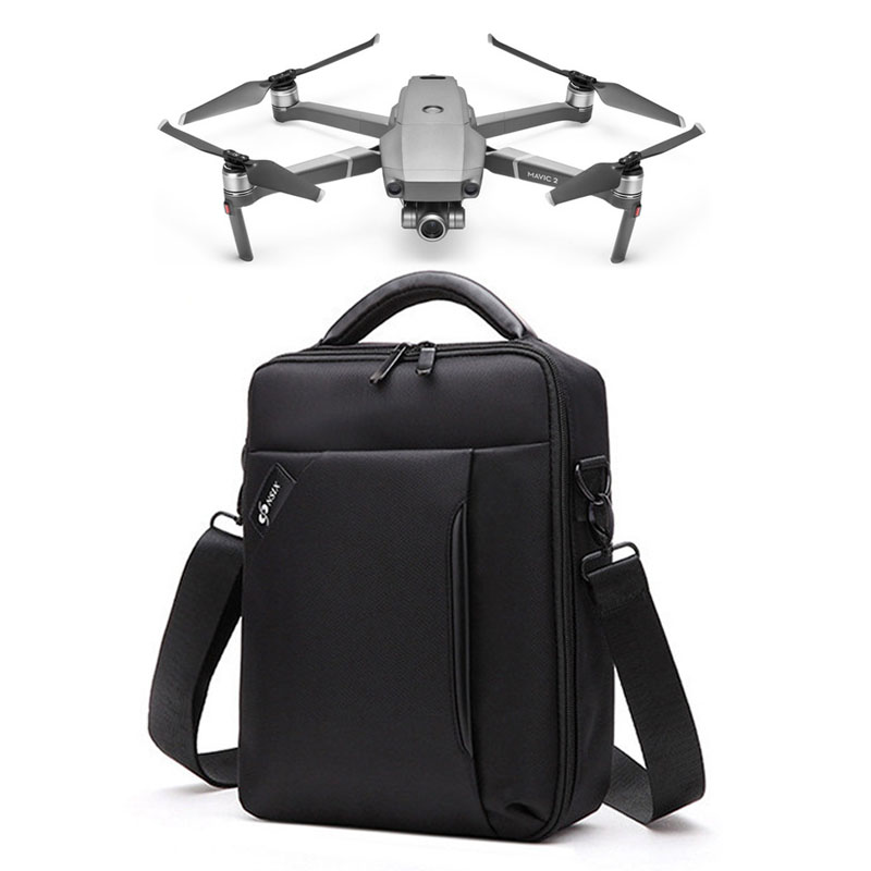 For DJI MAVIC 2 PRO Drone Bag Single-Shoulder Backpack Waterproof Storage Bag MAVIC 2 ZOOM Battery Remote Controller Suitcase