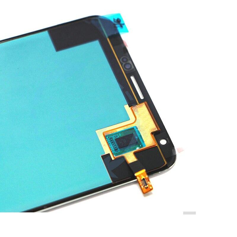 Чехол для мобильного телефона с ЖК дисплеем в сборе samsung J3 2016 сменные детали для ЖК экрана черный Экран планшета Ассамблеи Запчасти для авто - 4