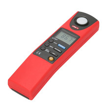 UNI-T Luxmeter UT381 Digital Luminometer 0~20000Lux LCD Auto Range handheld Light Meter LUX/FC Luminometer Lux Meter 2017uni t ut381 digital professional photometer illuminance measurement lcd auto range lux fc luminometer lux meter uni t ut381