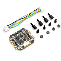 Super S BS06D 4 In 1 6A BLHeli S ESC Support DSHOT 2S LiPo For RC