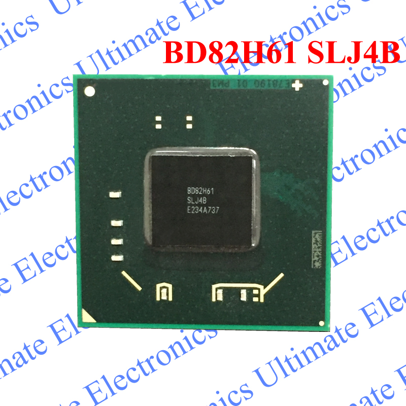 ELECYINGFO Used BD82H61 SLJ4B BGA chip tested 100% work and good quality