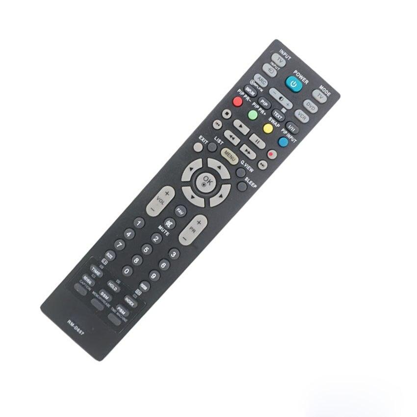 NEW Remote Control FOR LG TV RM-D657 MKJ39927802 MKJ39927801 50PC3D-UE 60PC1D-UE lCD TV Fernbedienung free shipping