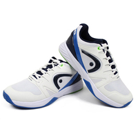 HEAD Professional Tennis Shoes PU Leather Outdoor Sneakers Breathable Sport Tennis Shoes Men Athletic Tennis Shoes