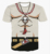 Moderno dos desenhos animados camisetas t macaco D Luffy 3d camiseta One Piece personagens impressão camisetas mulheres homens verão t ocasional shirts