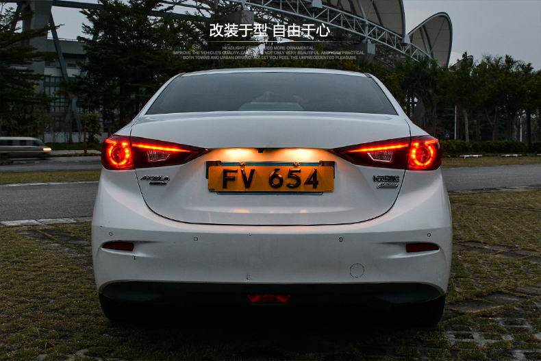 korting Achterlicht Mazda LED 6