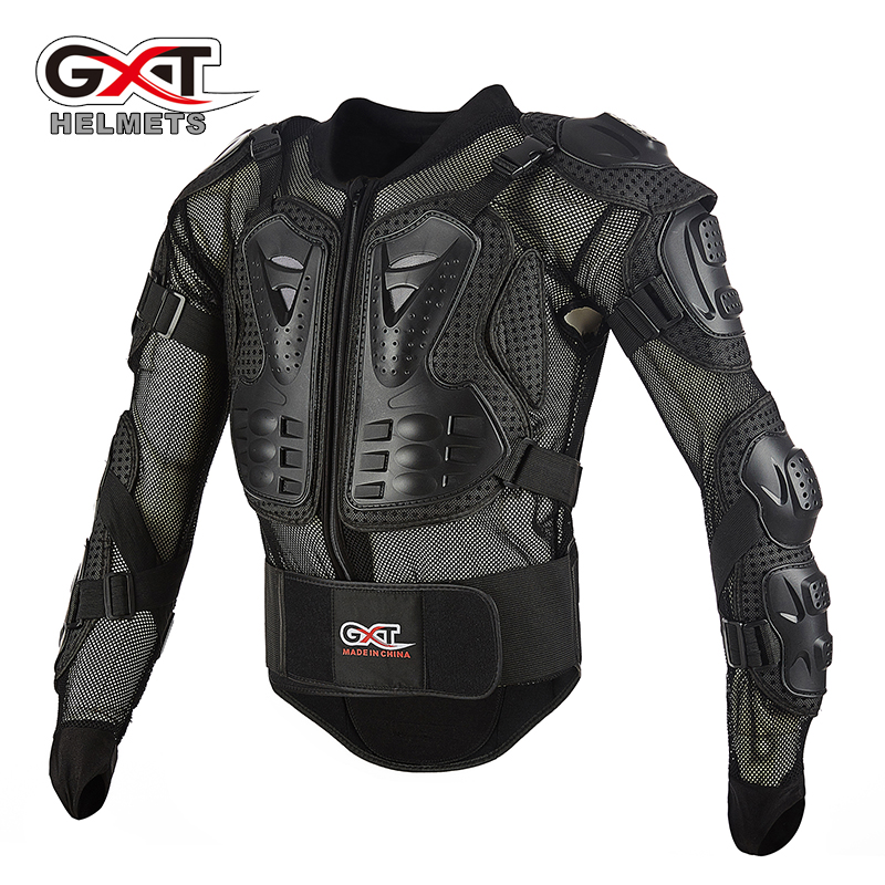2018 GXT Motorcycle Racing Armor Protector Motocross Off-Road Body Protection Jacket Clothing Protective Gear, VEST, X01 max 5m belt lengthe wall amoutn barrier stanchions retractable betl for area separation