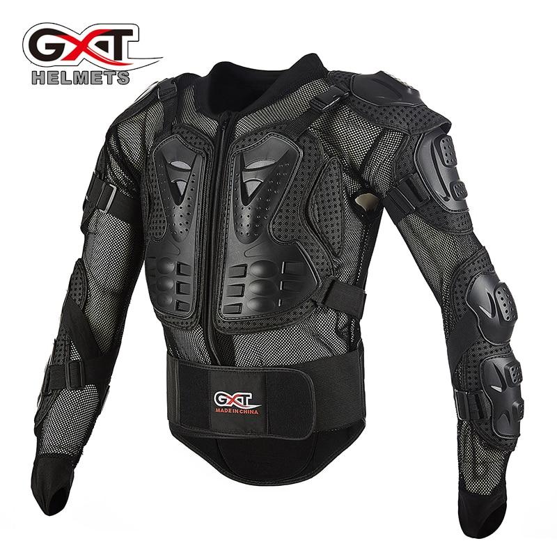 2018 GXT moto course armure protecteur Motocross tout-terrain Protection du corps veste vêtements de Protection, gilet, X01