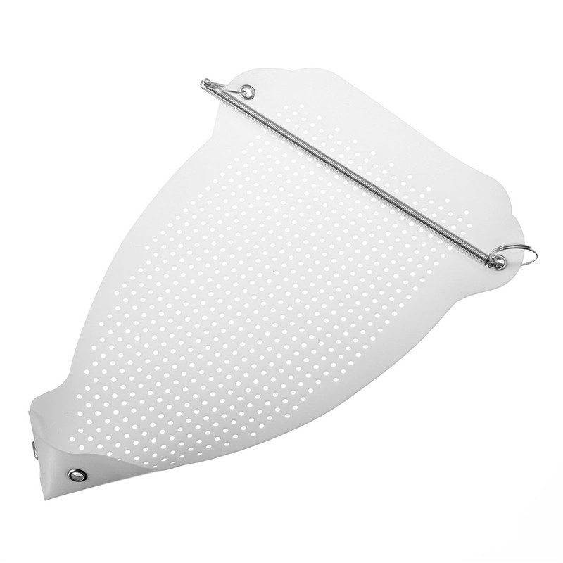buy spare parts for ironing board - Electric Parts Iron Cover Shoe Ironing Aid Board Heat Protect Fabrics Cloth Heat Fast Iron Without Scorching White