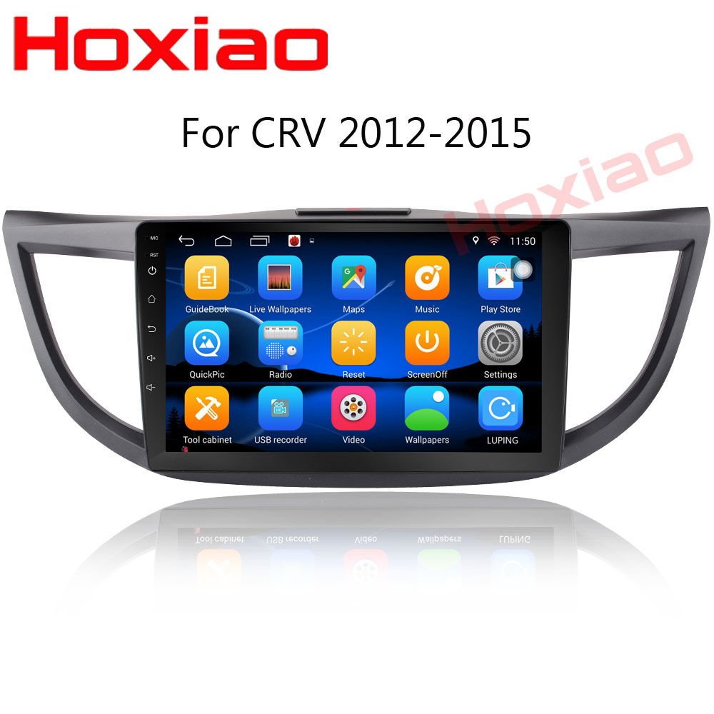 Android Car dvd Video player For Honda CRV 2012 2013 2014 2015 2016 Octa Core 10