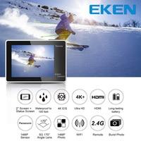 Экшн-камера EKEN H6S Ultra HD, оригинальная спортивная камера с чипом Ambarella A12, 4K/30 кадр/с 1080P/60 кадр/с, система электронной стабилизации, водонепрониц... 1