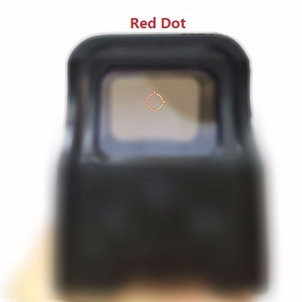 Holographic 553 Tactical Reflex Sight Red and Green Dot Reflex Sight Scope With 20mm Rail For Hunting el 1400 holographic red dot sight reflex sight 21mm rail mirino laser per carabina hunting optica scope
