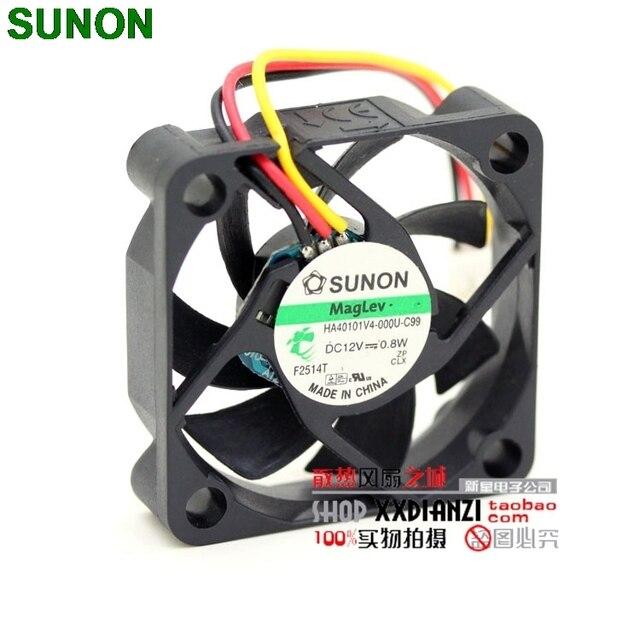 SUNON HA40101V4 000U C99 4 CM 4010 12 V 0,8 Watt ultra leisen lüfter