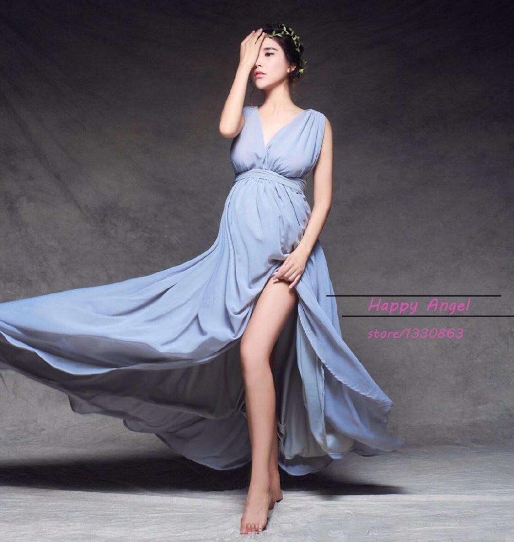 Елегантни майчинство бременни жени - Бременност и майчинство - Снимка 5