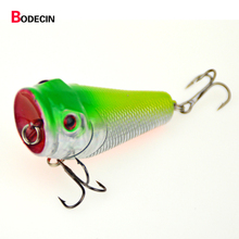 1PCS Fishing Lures 5cm 7.9g Lure Artificial Bait Peche Popper For Tackle Wobblers Fly Tying Supplies All Hooks Accessories Sea