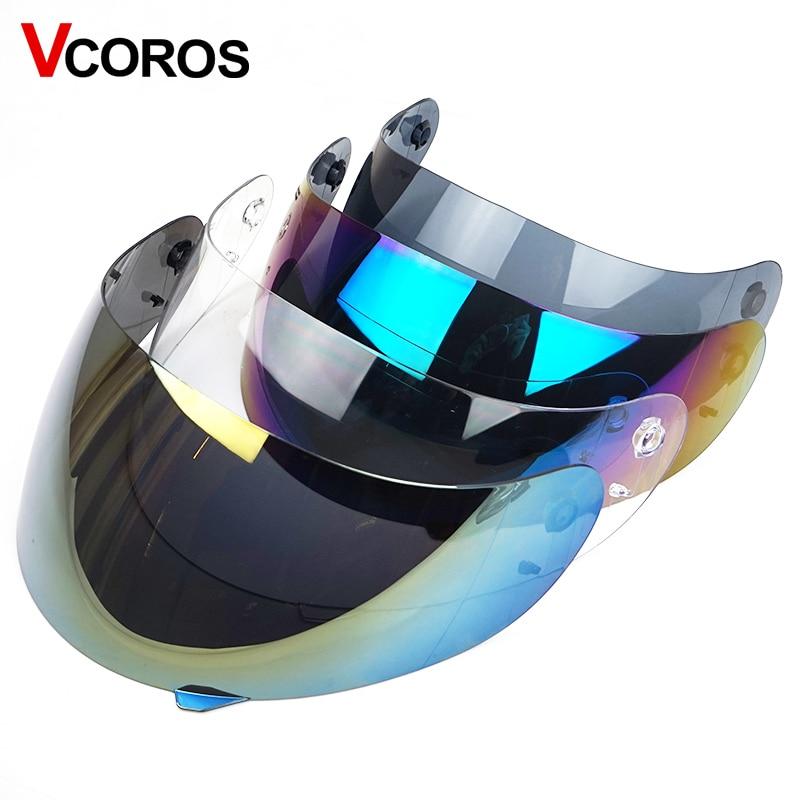 Face shield for AGV k3 k4 motorcycle helmet lens racing motorbike helmet sun glass K3 K4 helmet shield ( not for agv k3 sv k5 )