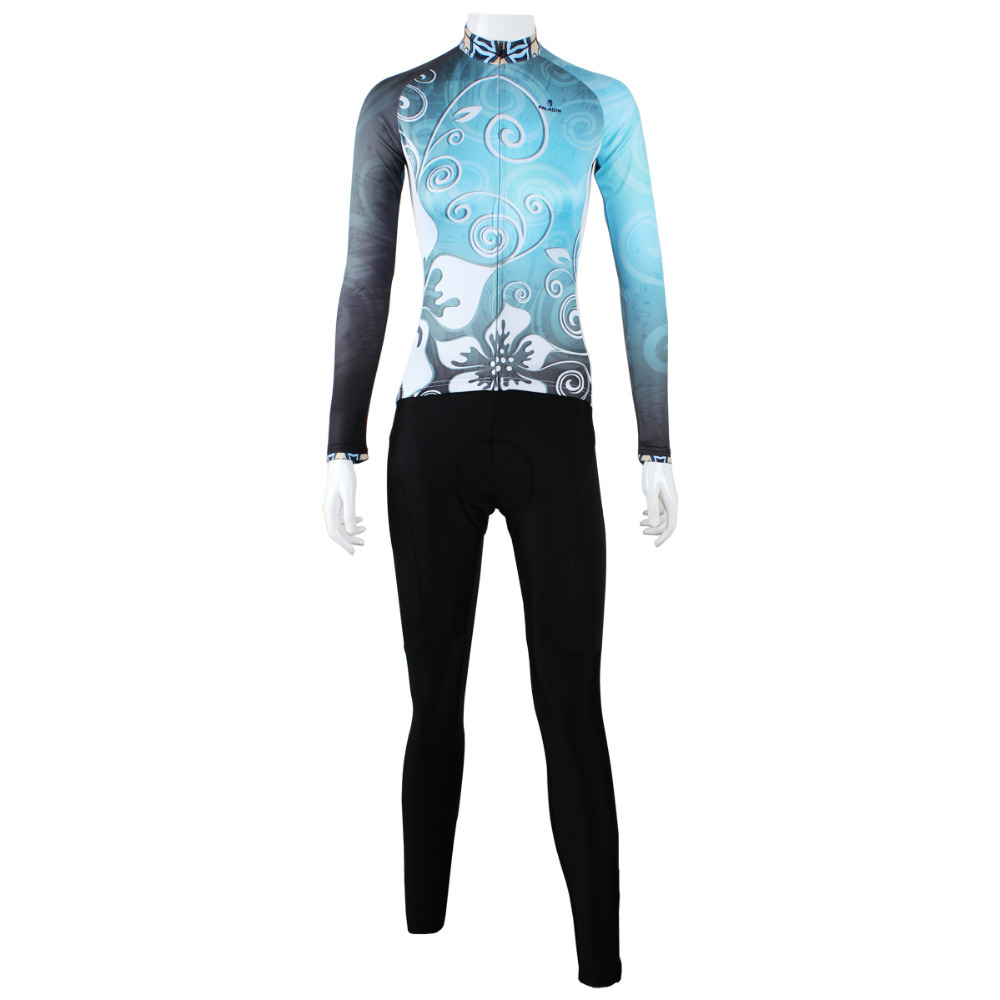 Maillot Ciclismo Mavic Cycling Clothing New Arabesques Women Polyester Long Sleeve Breathable Bicycle Bike Clothes Size Xs-6xl  2017 mavic maillot ciclismo zebra pattern men personality long sleeve cycling breathable bike bicycle clothes polyester s 6xl