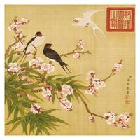 Traditional Chinese Wall Pictures For Living Room HD Canvas Painting Decorative Art Print Painting For Home