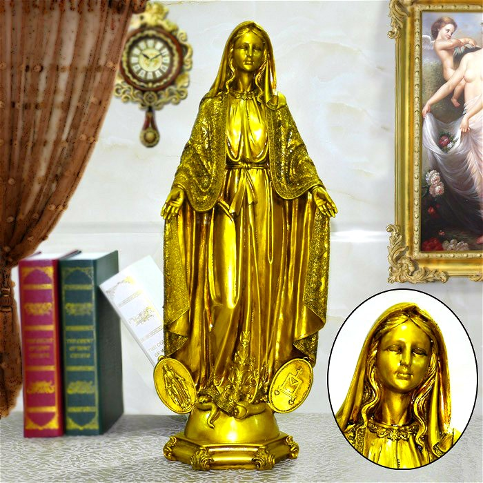 2019 HOT SALE large # TOP art Roman Catholicism Jesus Christ Home Decor Religious Decoration art Praying holy statue