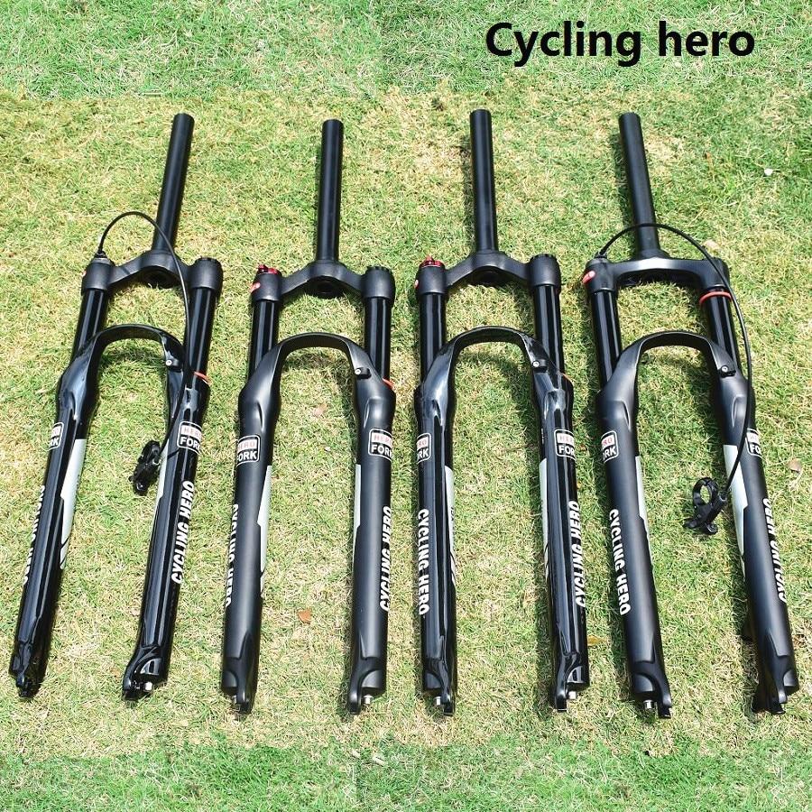 XC Forks MTB Air Suspension Bicycle Plug Mountain bike fork 32MM 100MM 120MM Travel Price higher than SR SUNTOUR FOX SID EPIXON