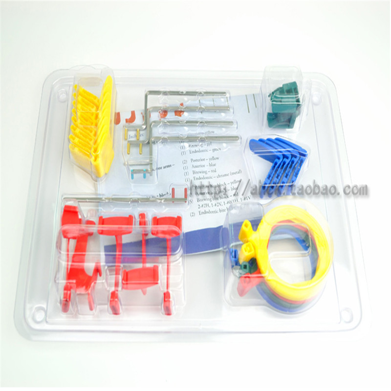 A0165 New X Ray Complete Positioning System XCP Dental Kit Rinn FPS 3000 Cono Paralelo Hot