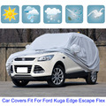 Waterproof Car Covers Suit For C Max Ecosport Flex Edge S Max Territory Explorer Kuga Car shunshade Cover