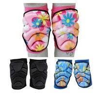 1 set Universele Knee Pads Protectors Kinderen Volwassen Kniebeschermers Protector Kneepads voor Scooter Fietsen Rolschaatsen Skiën