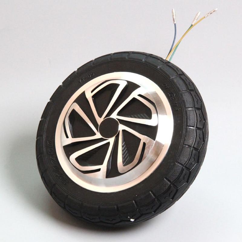36 В 350 Вт концентратора Двигатель колеса с шинами для 8 Smart балансируя Электрический Скутер Ховерборда Замена ...