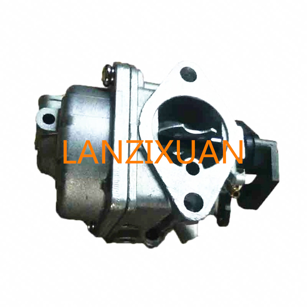 Hangkai outboard 4 stroke 6.5 HP outboard motor, boat motor marine engine parts carburetor boat engine outboard electric outboard engine fishing boat propeller with outboard engine 12v 684w1750 rotationl speed dc motor