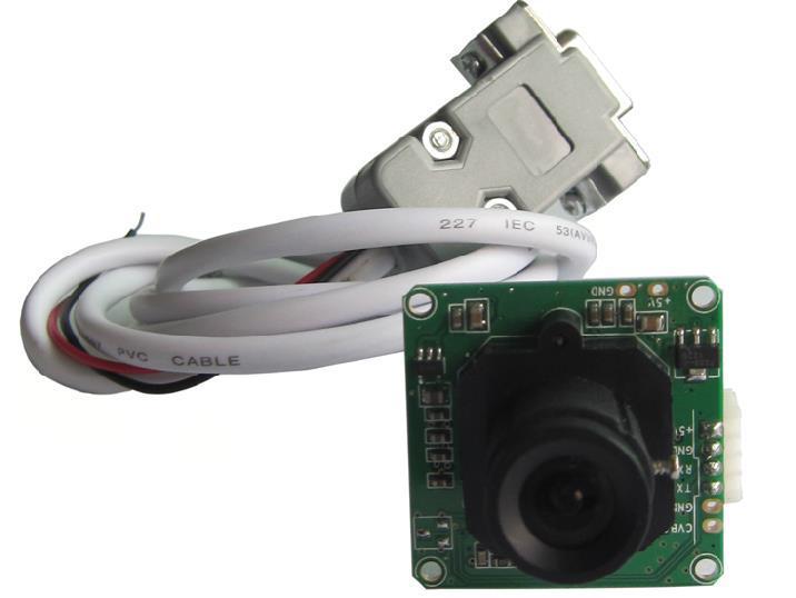 Free Shipping!  PTC08 serial camera module SENSORFree Shipping!  PTC08 serial camera module SENSOR