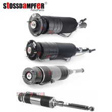 StOSSDaMPFeR 4pcs Front Strut Hydraulic ABC Rear Shock Absorber Fit Mercedes-Benz W220 S600 2153200513(413) 2203209113(9213)