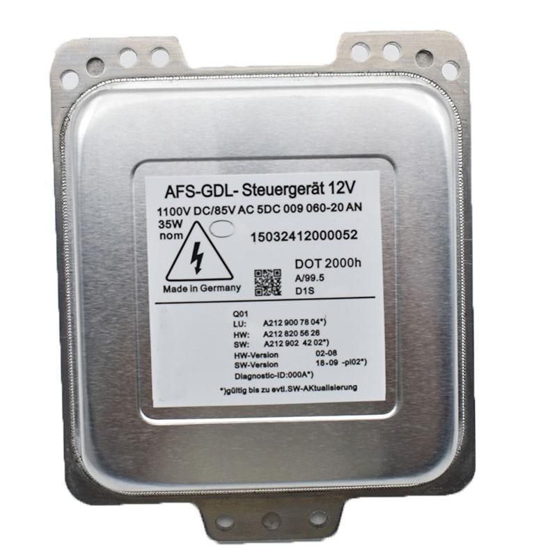 цены New D1S Xenon HID Headlight Ballast M-odule For OEM H-ella AFS-GDL 5DC009060-20 W212 в интернет-магазинах